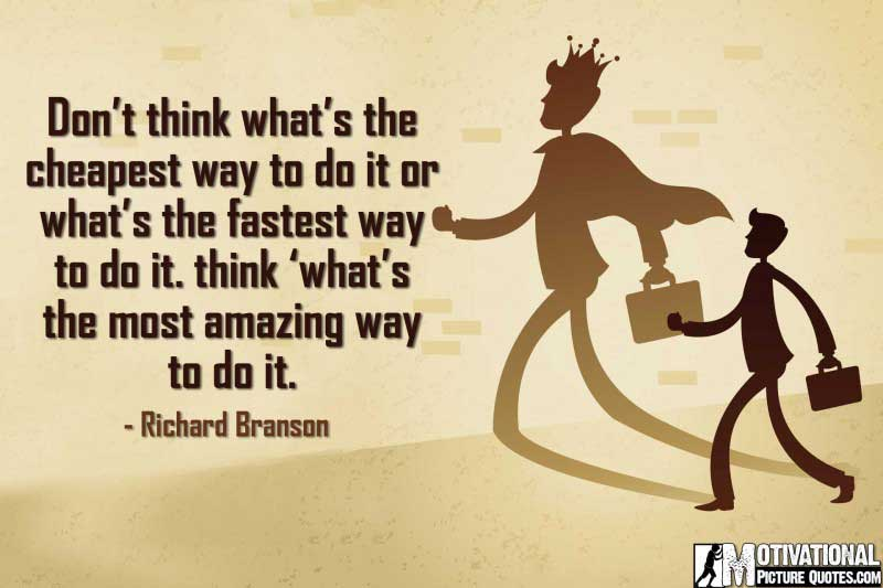 Top Quote To Inspire Entrepreneurs by Richard Branson