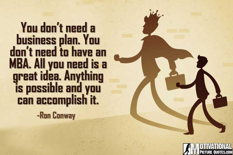 Ron Conway entrepreneur quotes