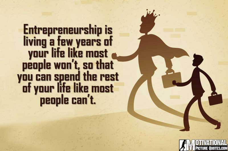 famous Entrepreneurship Quotes