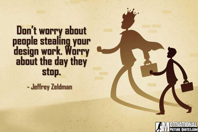 Jeffrey Zeldman quotes on entrepreneurship